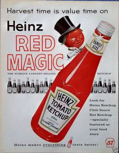 Heinz Tomato Ketchup is a brand of ketchup produced by the H. J. Heinz Company. Description from imgarcade.com. I searched for this on bing.com/images