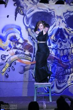 EMERAUDE (burlesque modern jazz) @Tanya Herveyé PHOTOGRAFF Amnesia, Burlesque, Jazz, Modern, Anime, Jazz Music, Anime Shows