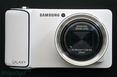 Samsung Galaxy Camera hands-on - looks awesome!!!!!