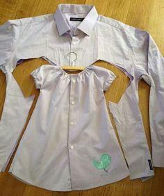 Reciclaje de ropa. Muy buena idea!