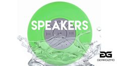 Waterproof Wireless Bluetooth Speaker