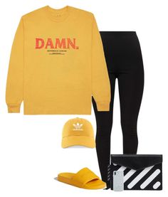 Untitled #58 by jacqueline-jj on Polyvore featuring polyvore, fashion, style, KENNY, Ivy Park, Off-White, adidas, Rebecca Minkoff and clothing