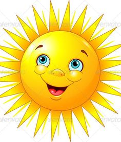 Buy Smiling Sun by Dazdraperma on GraphicRiver. Illustration of smiling sun character. Cute Cartoon Pictures, Emoji Pictures, Cartoon Profile Pics, Happy Face Images, Happy Face Drawing, Emoji Happy Face, Animated Smiley Faces, Funny Sun, Badass Movie