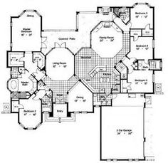 Minecraft Seeds: House BluePrints