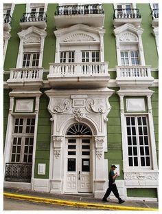 Arquitectuta neoclásica- San Juan, Provincia de Puerto Rico