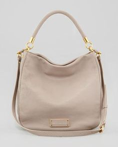 Too Hot To Handle Hobo Bag, Tan by MARC by Marc Jacobs. 8981d148e11