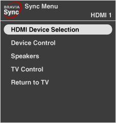 HDMI-CEC standard: How to find out if your device is HDMI CEC capable? Lists what each brand calls it.