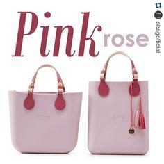 #pinkrose, total look! #Obag #Obagmini #Ochic #ss16 #spring