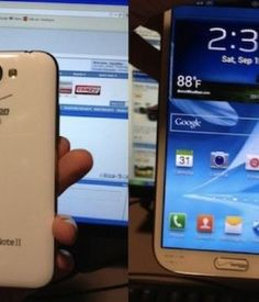 Galaxy Note II up for Verizon with LTE