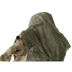 Lightweight, sniper veil made from washable cotton material.Dimensions: X Brand NewWeight: lbs Sniper Gear, Airsoft Sniper, Airsoft Gear, Tactical Gear, Voodoo Tactical, Sniper Training, Military Drawings, Tac Gear, Camo Colors