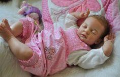Reborn Baby Girl Kit Joshua by Reva Schick Le | eBay
