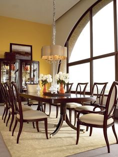 ernest hemingway dining room collection - thomasville furniture
