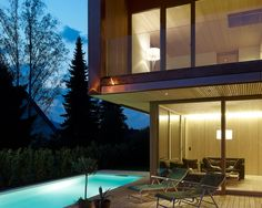 Architekten Hermann Kaufmann ZT GmbH - Einfamilienhaus - Riedmann Rankweil