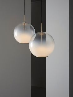 Although, I'm not sure I'd want the different type of glass. Lamp Design, Interior Lighting, Minimalist Lighting, Cool Lighting, Lights, Ceiling Light Design, Indoor Lighting, Diffused Light, Glass Lighting