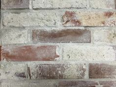 Reclaimed Thin Brick Veneer - Thin Brick Veneer, Brick Backsplash ...