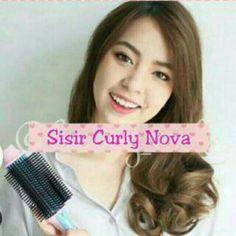 Saya menjual Catok Sisir Blow Nova LS 189 / Sisir Curly Nova seharga Rp150.000. Ayo beli di Shopee! {{product_link}}