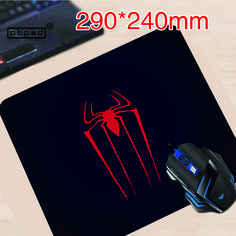 Cool spider Speed Version Gaming Mouse Pad Gamer Locking Edge Mouse Keyboards Mat  Mousepad for CSGO Dota 2 LOL overwatch