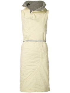 Купить Marni платье шифт с поясом.