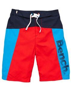 Colourblock Swim Shorts, http://www.littlewoods.com/bench-colourblock-swim-shorts/1458059199.prd