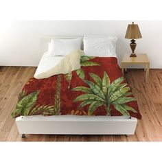 Shop for Thumbprintz Palms Pattern II Duvet Cover. Get free shipping at Overstock.com - Your Online Fashion Bedding Outlet Store! Get 5% in rewards with Club O!