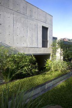 chang architects / namly place residence, singapore