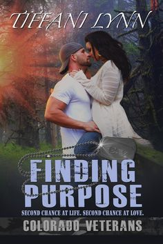 Finding Purpose    Author:  Tiffani Lynn   Photographer:  Kruse Images and Photography.