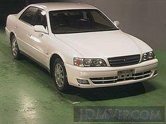 2001 TOYOTA CHASER _ GX100 - http://jdmvip.com/jdmcars/2001_TOYOTA_CHASER___GX100-PR2nyxsS6Osn7-8058