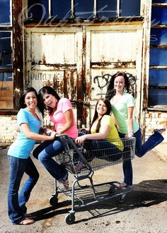 this would be something Amberly would do w/her friends! senior pics