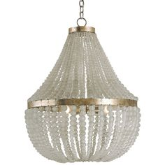 Currey Company Lighting Chanteuse Chandelier 9202   Free Shipping