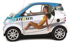 Creative Vehicle Wraps