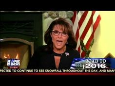Sarah Palin Goes To War With Fox Pundits For Dismissing Her As A Joke (VIDEO) / Doesn't realize that a majority think she's a joke...