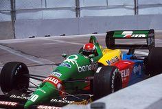 Johnny Herbert  Benetton - Ford 1989