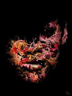 Eric Lapierre, Color Face 01