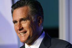 Mitt Romney, self-made man