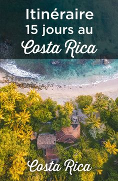 What to do and see at in 15 or 16 days? This of 15 days in Costa Rica by car ( allows you to discover the inescapable of the country like the Central Valley, Monteverde, the volcanoes the beaches of the Pacific or the Corcovado - Costa Rica Travel, Costa Rica Plage, Costa Costa, Costa Rica Reisen, Voyage Costa Rica, Greece Honeymoon, Thailand Honeymoon, Monteverde, Cost Rica