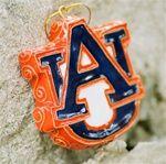 Handmade Auburn ornament