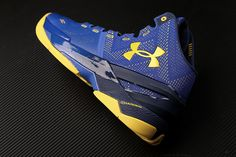 Under Armour Curry Two 2 Dub Nation Release Date | Sole Collector