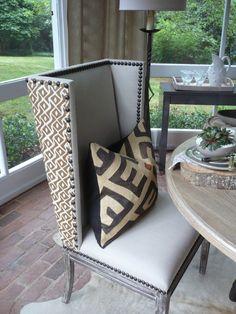 Kuba cloth - South African fabric