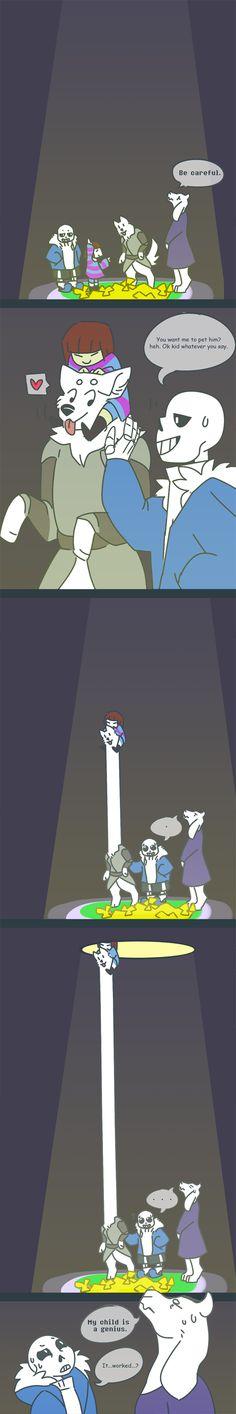 Pet the Doge Pg. 2 by SickAede.deviantart.com on @DeviantArt