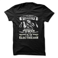 I AM AN ELECTRICIAN T Shirt, Hoodie, Sweatshirts - teeshirt dress #style #T-Shirts