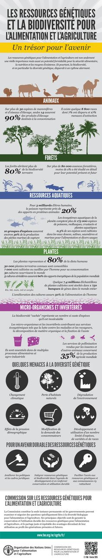 La biodiversité au service de la sécurité alimentaire et de la nutrition: la Commission des ressources génétiques pour l'alimentation et l'agriculture fête son 30ème anniversaire