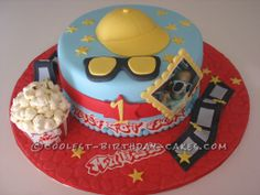 """Kid's Got Swag…"" Cake... This website is the Pinterest of birthday cake ideas #voteforthiscake"