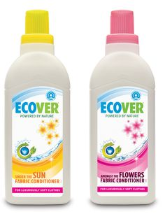 Our Fabric Conditioner really is powered by nature and comes in two nature-inspired fragrances; Amongst the Flowers and Under the Sun. Decisions, decisions...