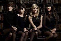 "100 ""Pretty Little Liars"" Characters Who Could Be ""A"""