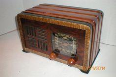 Zenith Am Radio 6D538 Refurbished 034 Toster 034 | eBay