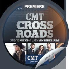 "Stevie Nicks & Lady Antebellum ""Cold as Stone"" (from 'CMT Crossroads: Stevie Nicks & Lady Antebellum')"