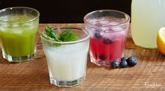 5 incredibly refreshing (and easy) lemonades (nonalcoholic)