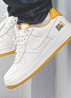 Nike Air Force 1 Mid VS. Air Force 1 SF (Special Field)   On Feet Comparison
