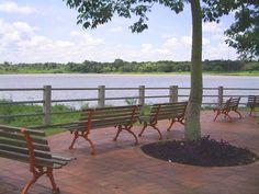 Lago do amor excelente para contemplação e relax