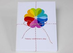 Love Michael Osborne's commitment to Design for Social good. Joey's Corner products Valentine's Cardpack.